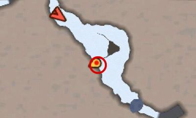 エットー洞窟の超岩砕きで進んだエリア